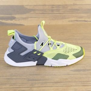 Nike Air Huarache Drift BR Wolf Grey Shoes